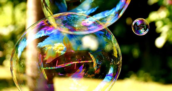 Atelier bulles géantes